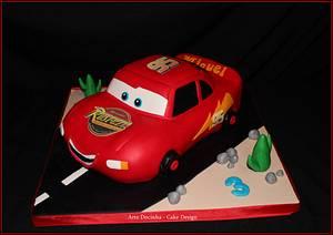 Faisca 3D - Cake by Arte docinha - cake design