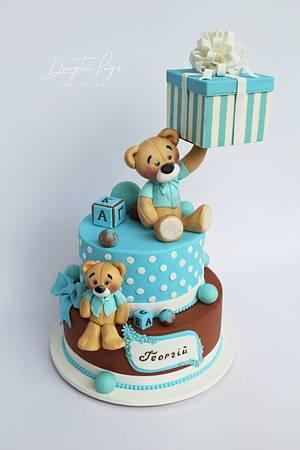 Teddy cake - Cake by Dmytrii Puga