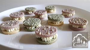 Lemon Cookies - Cake by PUDING FARM