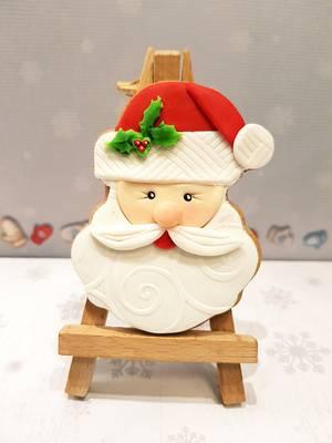 Santa Claus  - Cake by DI ART
