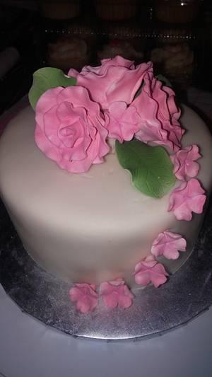 Mini birthday cake - Cake by m1bame