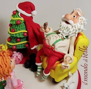 Merry Christmas! - Cake by il mondo di ielle