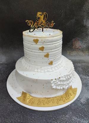 White Beauty - Cake by Cakebake