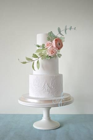 Rebecca - Cake by Amanda Earl Cake Design