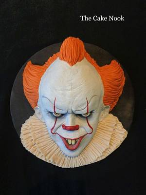 🎈 Pennywise Cake 🎈 - Cake by Zoe White