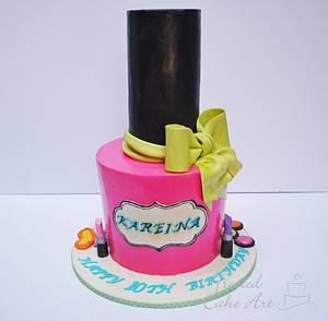 Nail Polish Cake - Cake by Seema Acharya