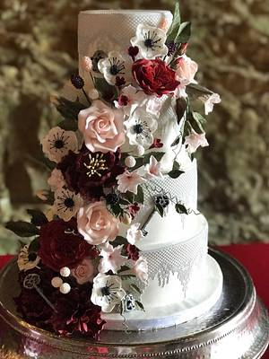 Kayla Beth - Cake by Karens Kakes