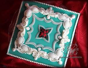 Little roses - Cake by Aniko Vargane Orban