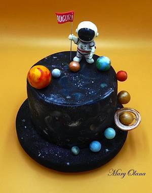 Il Cosmo - Cake by Olana Mary