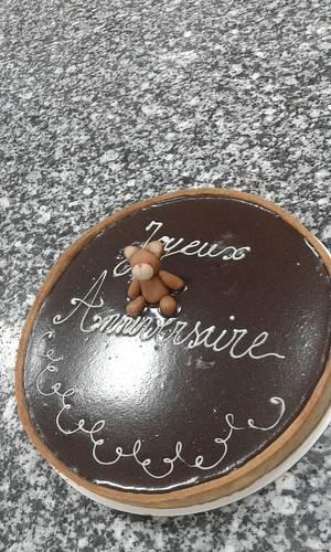 Chocolat cake - Cake by camille