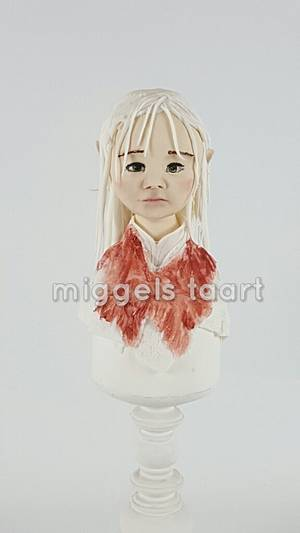 little elph girl - Cake by henriet miggelenbrink