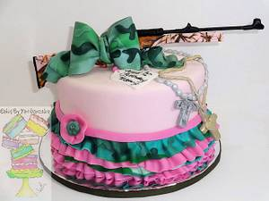 Favorite Things - Cake by Yari