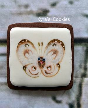 Butterfly!!! - Cake by Anna Bonilla