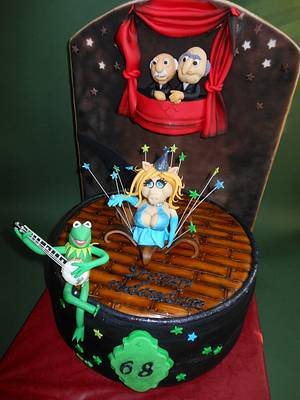 Muppet Show cake - Cake by Sendi