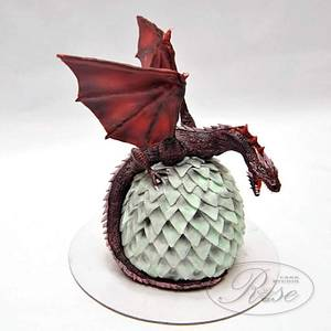 Game of thrones - Cake by Ivana
