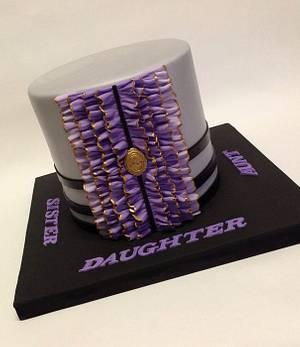 Amanda - Cake by couturecakesbyrose