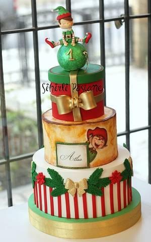 Elf Cake - Cake by Sihirli Pastane