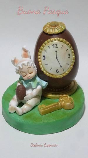 Happy Easter! - Cake by Sc Sugar Art L'ingegnere nello Zucchero
