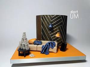 For interior designer - Cake by dortUM