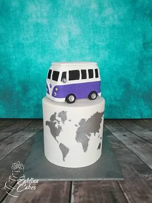 Traveling cake - Cake by Zaklina