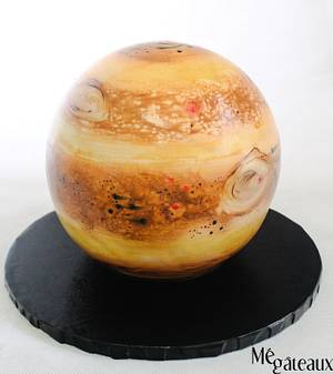 planet cake - Cake by Mé Gâteaux