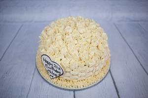 Buttercream Roses - Cake by Rosie's Bakes