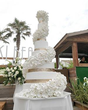 Wedding Cake - Cake by elisabethcake