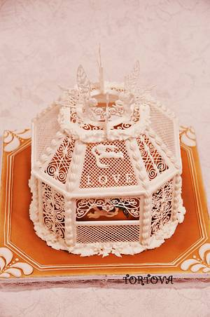 The House of Love - Cake by Anna