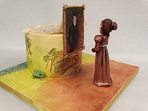 Pride and Prejudice - Cake by Diana