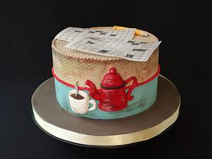 Leisure - Cake by Diana