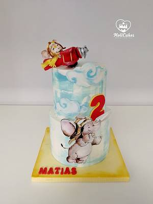 for a little boy  - Cake by MOLI Cakes