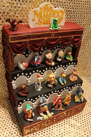The Muppets Cake - Cake by Machus sweetmeats