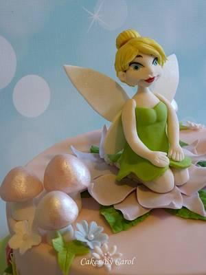 Tinkerbell  - Cake by Carol