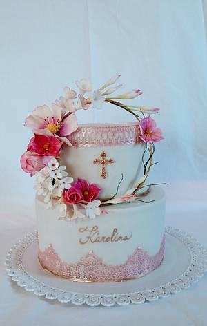 Catholic cake - Cake by alenascakes