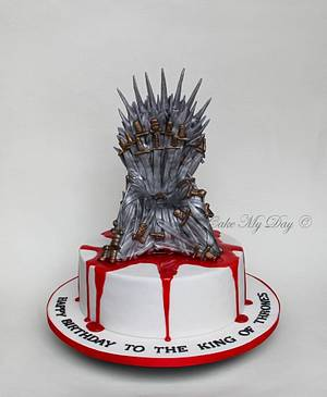 Game of Thrones - Cake by Cake My Day