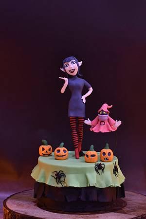 Halloween cake  - Cake by Priyanka
