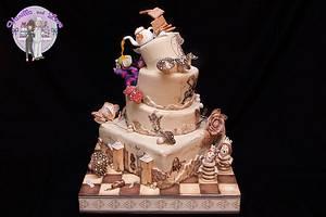 Alice by Carrol - Cake by Vanilla and Love by Marco Pasquino & Micòl Giovagnoni