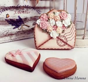 Provence Vintage cookies - Cake by Albena Nacheva
