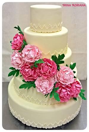 Charm - Cake by Irina-Adriana