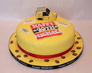 Only Fools and Horses cake - Cake by ClarasYummyCupcakes