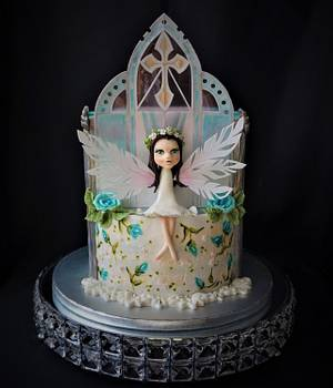 First holy communion - Cake by Torty Zeiko