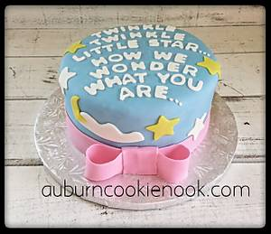 What you are... - Cake by Cookie Nook