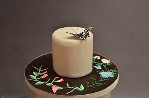 Glaze Needlework - Cake by JarkaSipkova