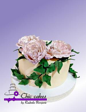 Romantic cake - Cake by Radmila