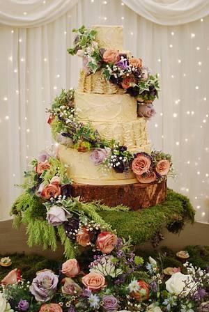 The Enchanted Cake - Cake by Emma Stewart