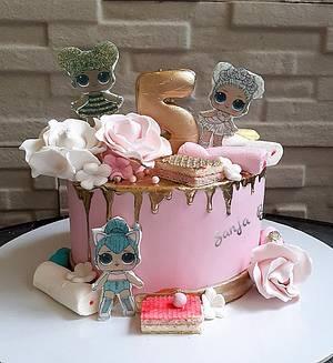 lol cake - Cake by Sanja