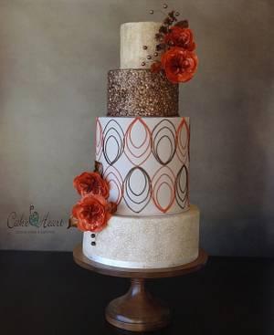 Mod Autumn  - Cake by Cake Heart