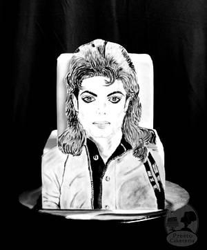 Michael jackson - Cake by Aarthi