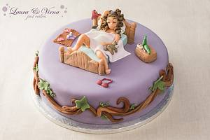funny cake - Cake by Laura e Virna just cakes
