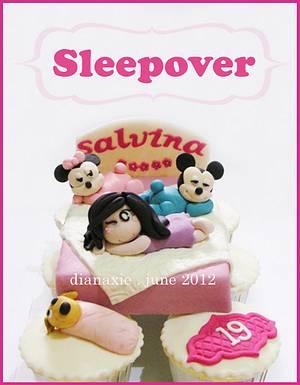 Sleepover - Cake by Diana